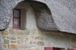 Chaumiere - Traditional Breton thatched-roof house