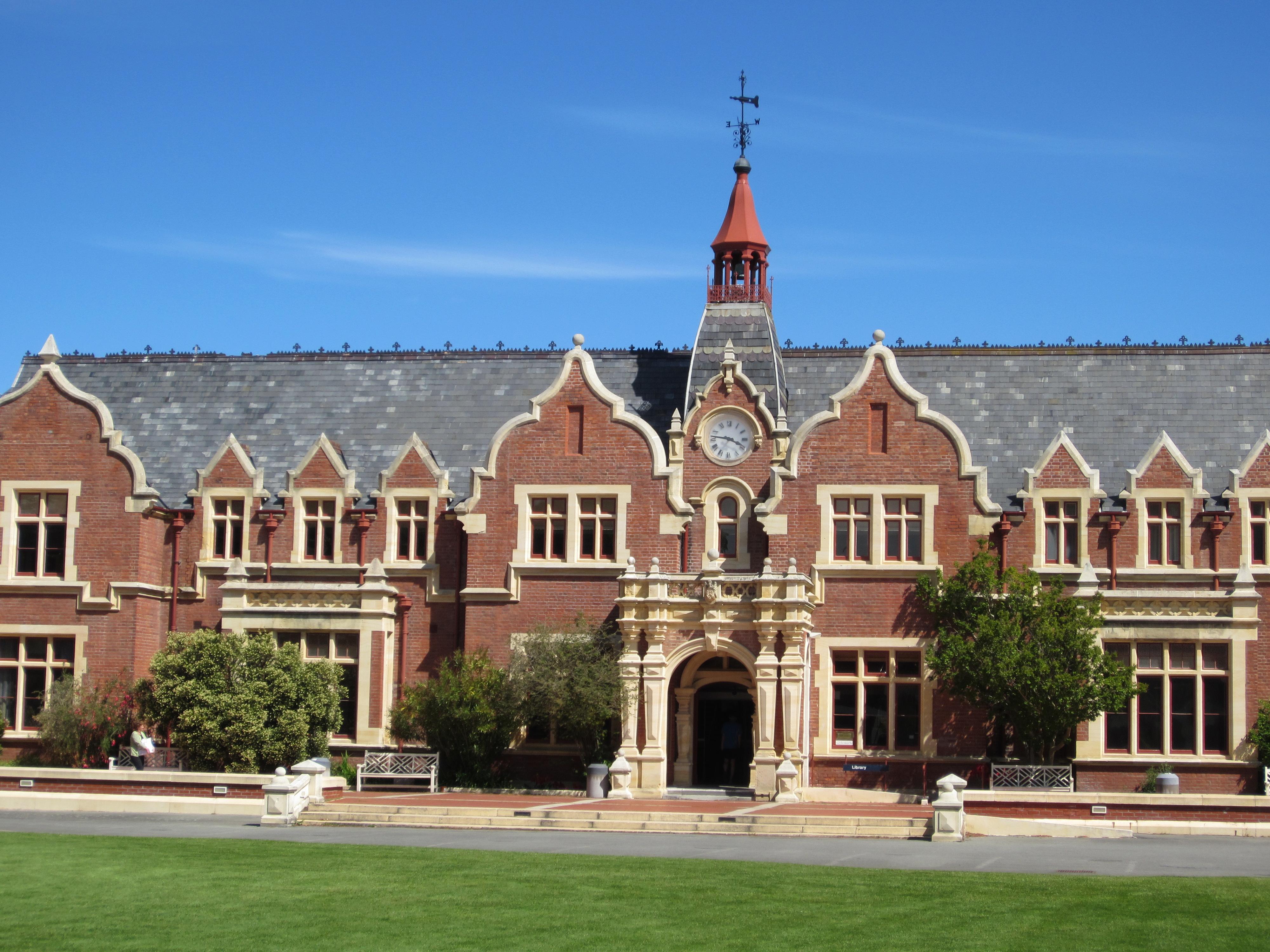 Study in Victoria University of Wellington New Zealand